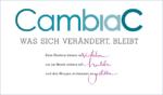 CambiaC – WAS SICH VERÄNDERT BLEIBT