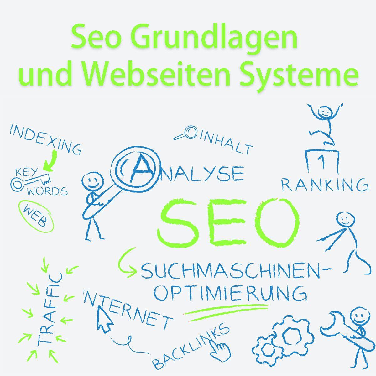 Webinar zu Webseitensystemen und Google Ranking